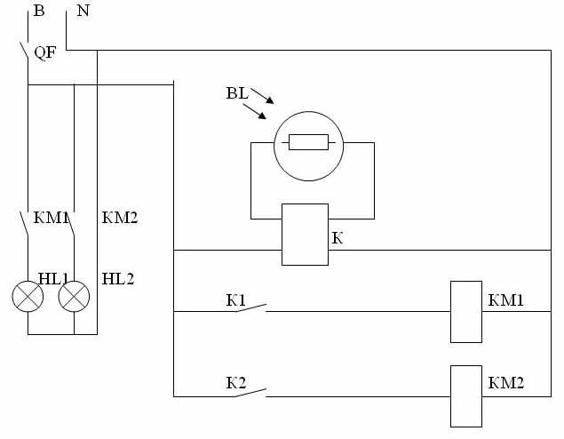 Принципова електрична схема